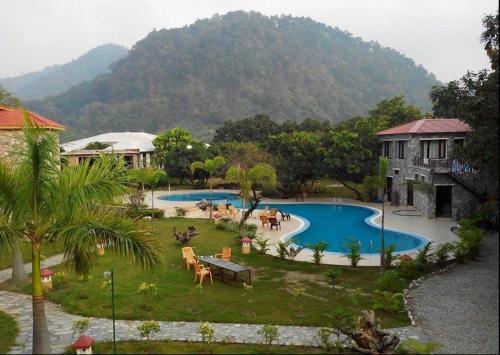 Corbett Mango Bloom Spa Resort