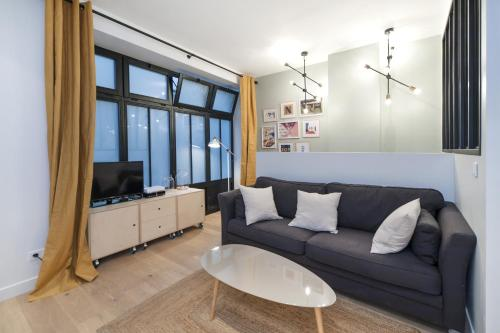 Pick a Flat - Virtue Boutique Apartments, Le Marais