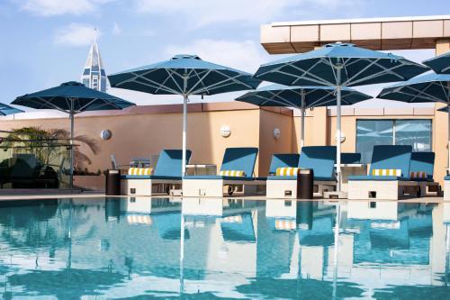 Pullman Dubai Jumeirah Lakes Towers photo 13