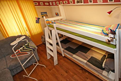 Llit a un Dormitori Mixte de 4 Llits (1 Person in 4-Bed Dormitory - Mixed)