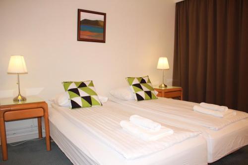 North Star Hotel Staðarflöt, Staður