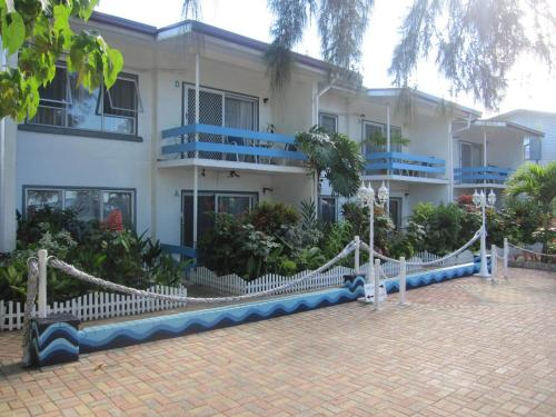 Captain Cook Apartments, Nuku'alofa