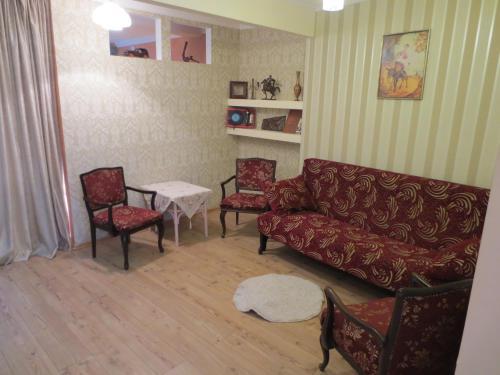 Апартаменты Gorgasali
