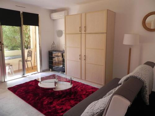 Home Rental Studio Bel Air Cannes