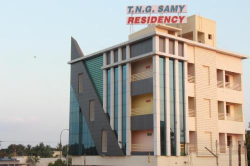T.N.G Samy Residency front view