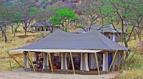 Serengeti National Park Lodges