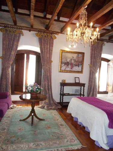 Deluxe Double Room Hotel Boutique Nueve Leyendas 22
