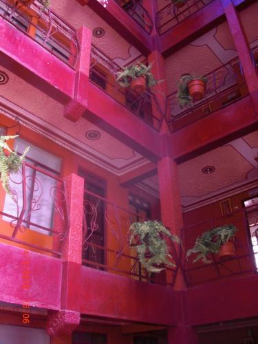 HotelResidencial La Cabaña