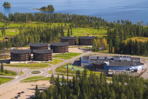 Отель Tahko Spa Hotel 4 звезды Финляндия