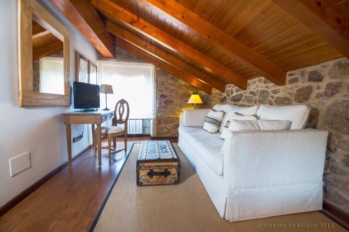 Suite - Uso individual Hotel Rustico Lugar Do Cotariño 8