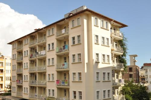 Отель Narcis Apart Hotel 0 звёзд Турция