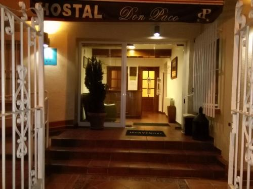 Hotel Hostal Don Paco