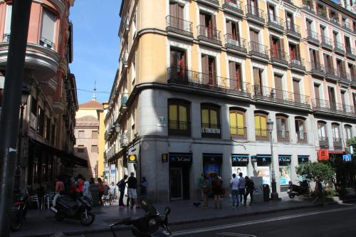 Apartment apartamentos madrid centro b madrid community of madrid spain online reservation - Apartamentos madrid centro por dias ...