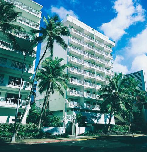 Photo of Aston Waikiki Joy Hotel Hotel Bed and Breakfast Accommodation in Honolulu Hawaii