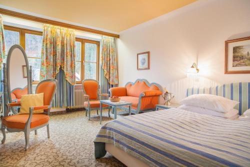 Отель Hotel St. Georg 4 звезды Австрия