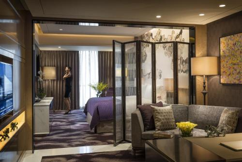 غرفة توأم فور سيزونز  (Four Seasons Twin Room )