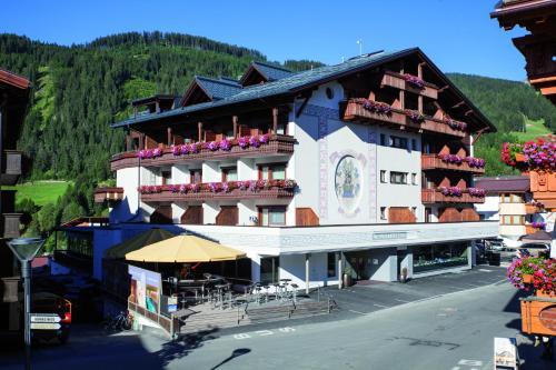 Отель Geigers Posthotel - das Familienhotel 0 звёзд Австрия