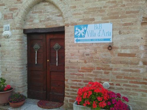 foto B&B Villa d'Aria (Petriolo)