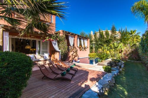 Varandas Do Lago Villa Almancil Algarve Portogallo