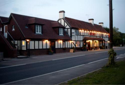 The Shoe Inn hotel in Plaitford Hampshire