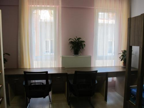 Bett in 4-Bett Schlafsaal (Bed in 4-Bed Dormitory Room)