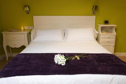 Angebot - Doppel-/Zweibettzimmer Hospedería Señorío de Briñas 6