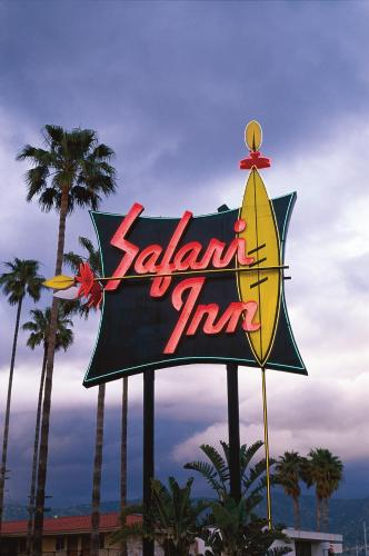Safari Inn, a Coast Hotel -  star rating for travel with kids