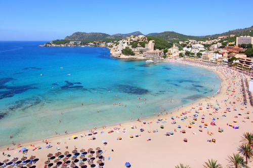 Отель Paguera Apartments Mar y Sol 3 звезды Испания
