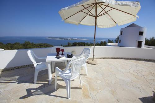 Tourist Villa Moinho 1 with Sea View