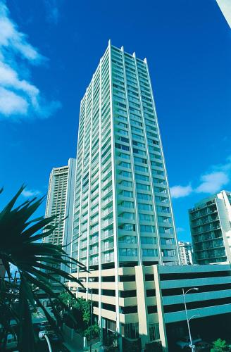 Photo of Aston Pacific Monarch Hotel Bed and Breakfast Accommodation in Honolulu Hawaii