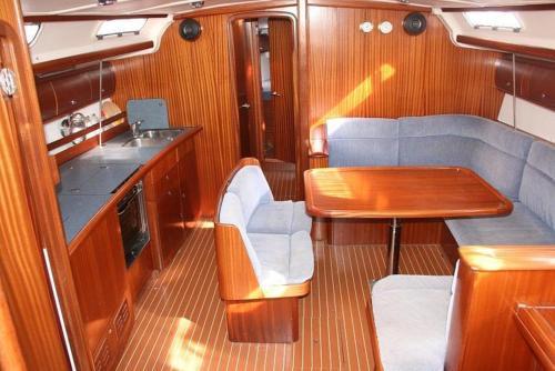 Boat in Biograd (14 metres)