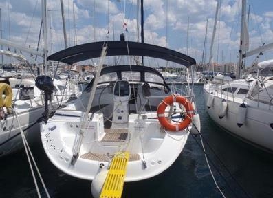 Boat in Split (12 metres)