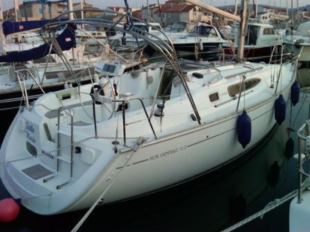 Boat in Biograd (10 metres)
