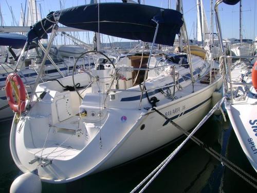 Boat in Biograd (11 metres)