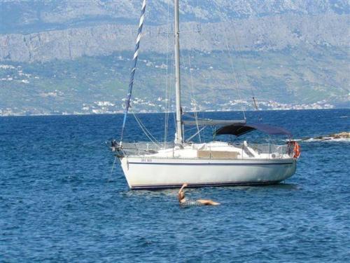 Boat in Biograd (10 metres) 2