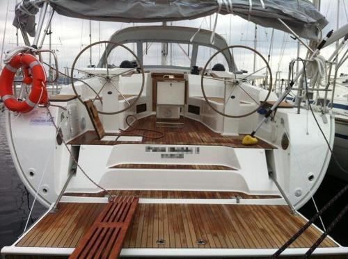 Boat in Biograd (14 metres) 6