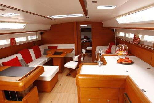 Seven-Bedroom Boat
