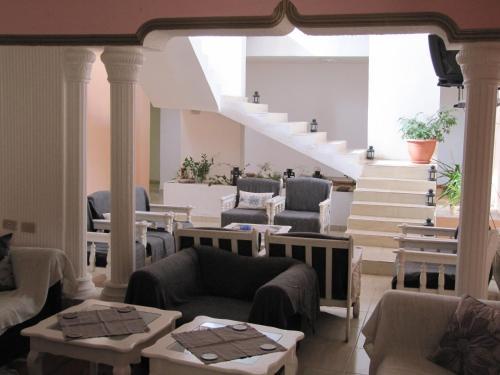 Qasr Al Bint Hostel front view