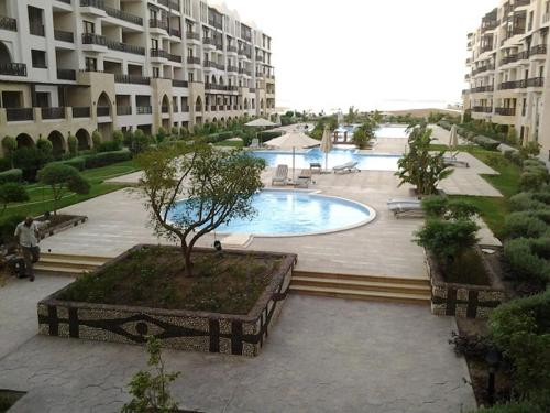 Apartments at the Samra Bay Compound