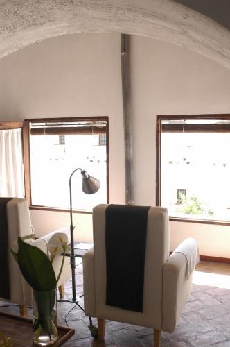 Habitación Doble Superior Hospederia Convento de la Parra 4