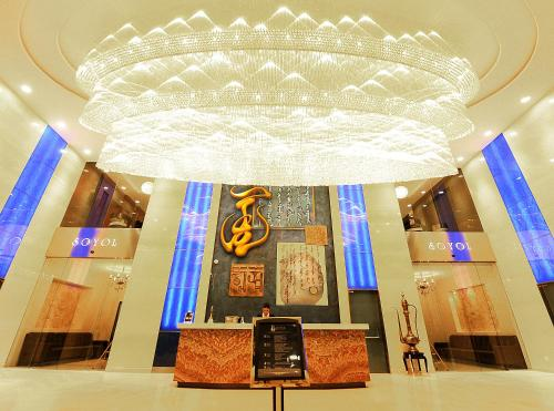 Отель Soyol Hotel