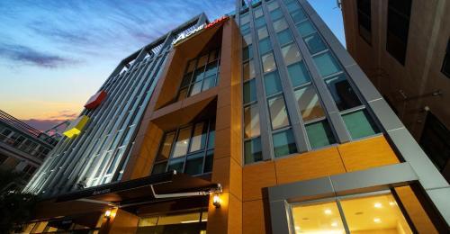 Отель Aone Hotel 3 звезды Корея, Республика
