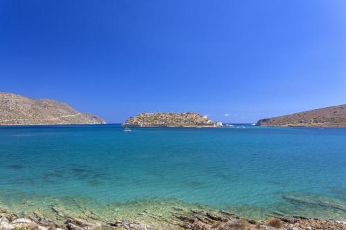 Elounda Villa Sea Front