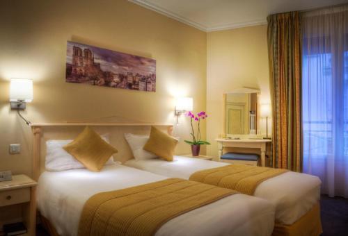 Hotel Louvre Sainte Anne