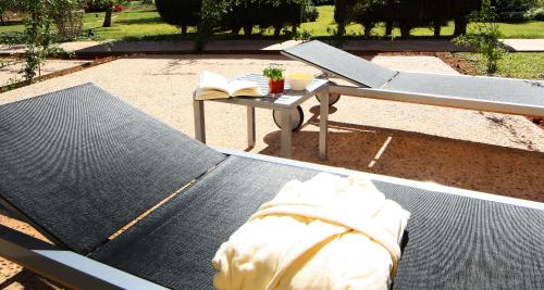 Suite Junior con terraza Sa Cabana Hotel & Spa - Adults Only 5