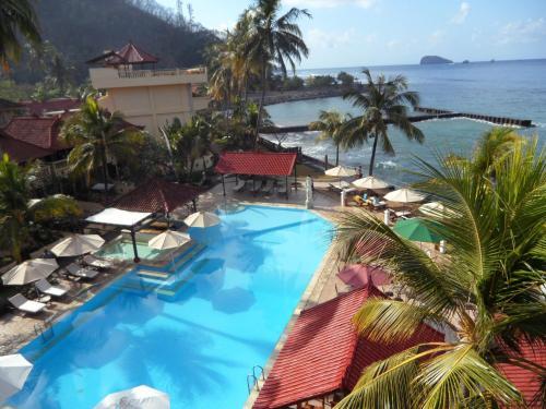 Отель Bali Palms Resort 4 звезды Индонезия
