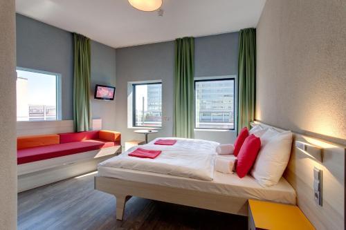 MEININGER Hotel Amsterdam City West photo 28