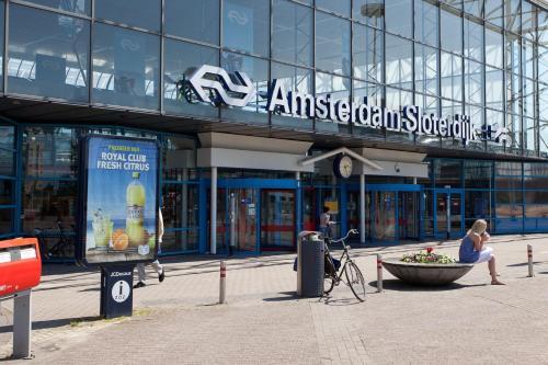 MEININGER Hotel Amsterdam City West photo 37