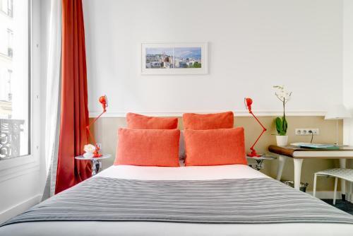 Отель Hotel Monterosa - Astotel 3 звезды Франция