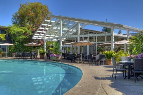 Dinahs Garden Hotel Palo Alto CA USA Rent By Owner